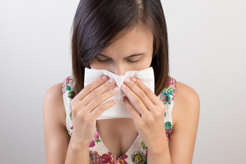 5 maneiras de eliminar a congestão nasal de vez