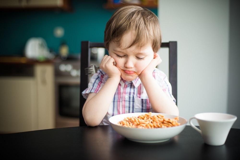 Apetite reduzido em crianças: 6 doenças que podem estar por trás