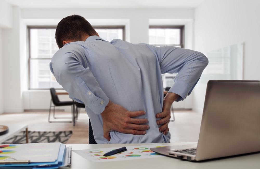Entenda mais sobre a dor lombar