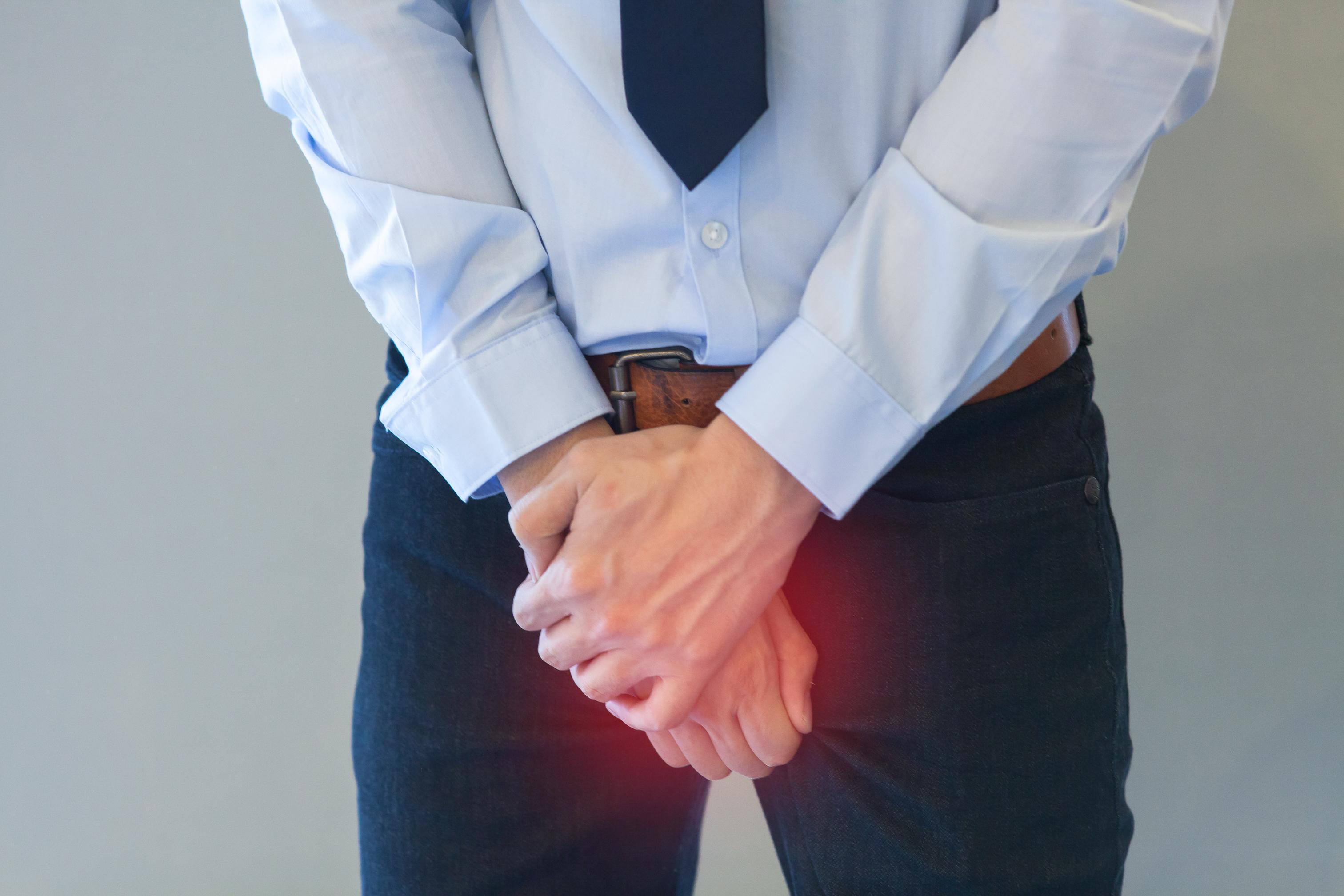 curbura penisurilor fără erecție în timpul prostatitei