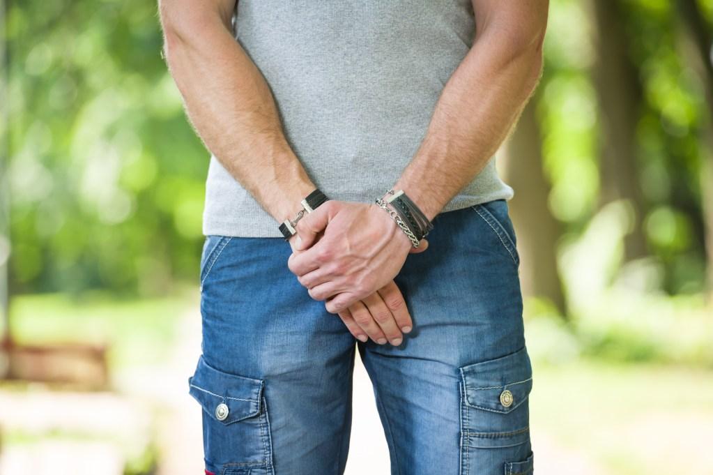Como acontece a lesão no pênis?