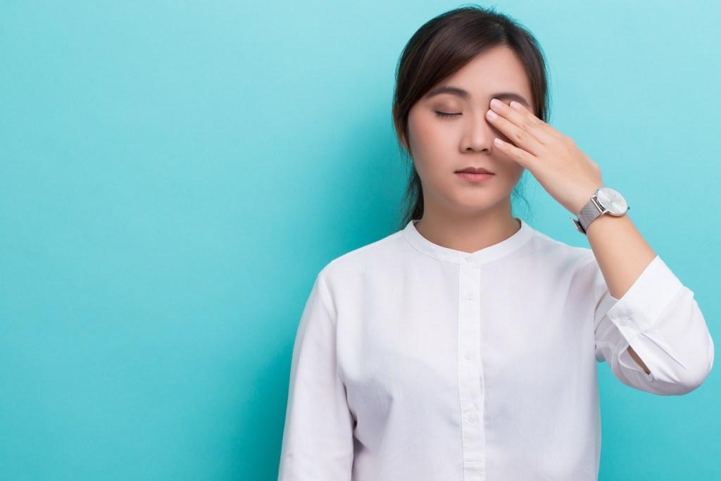 Causas e sintomas do tracoma