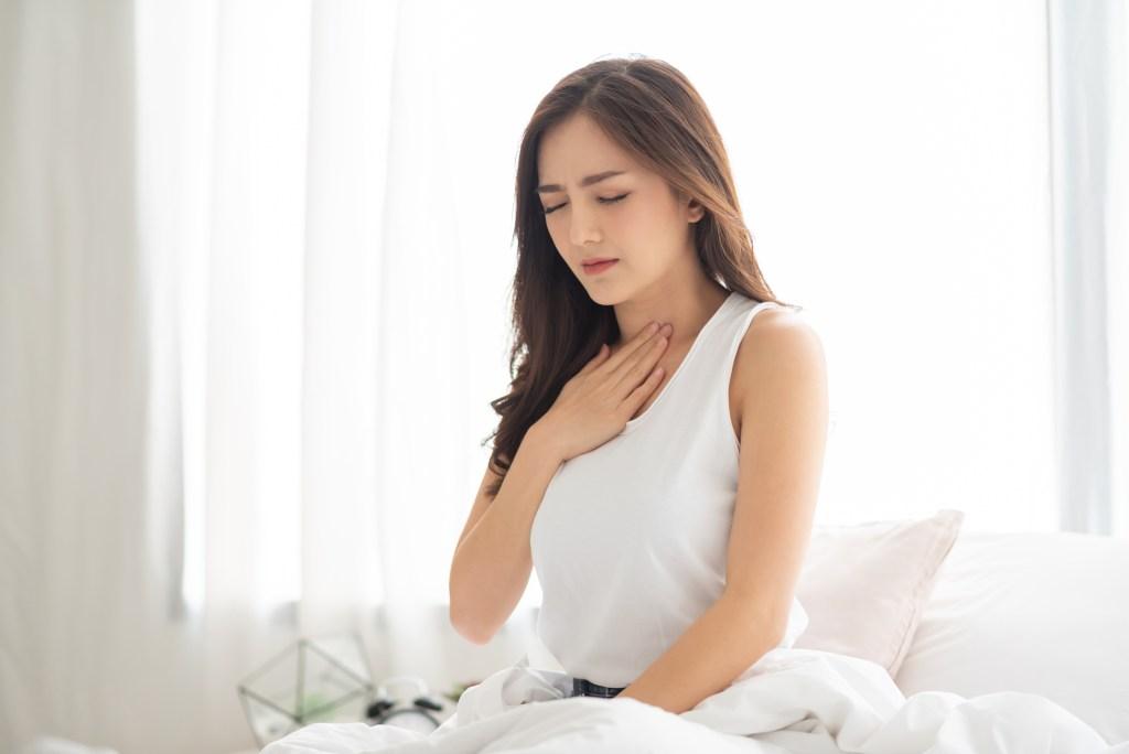 Refluxo gastroesofágico: saiba mais sobre o problema