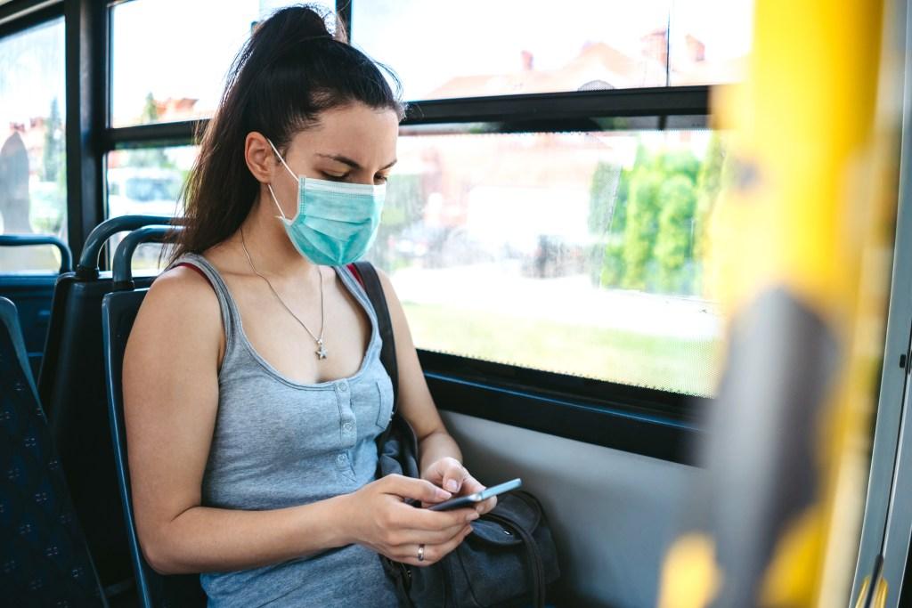 O uso das máscaras