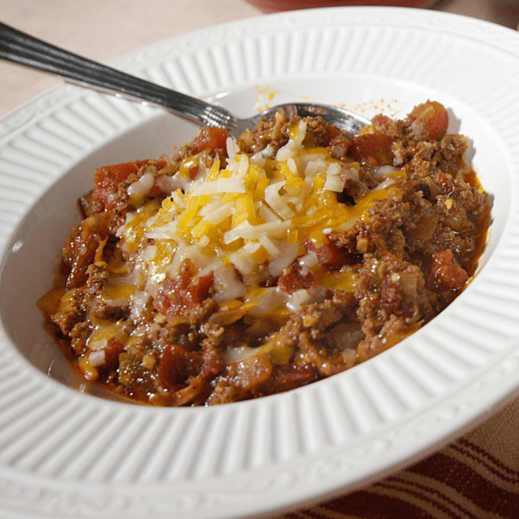 Down Home Texas Ranch Chili