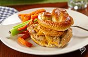 Charhouse Chicken Sandwiches