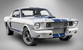 1965 shelby mustang gt350x