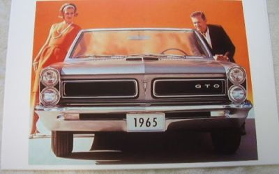 The Real Story Behind the First GTO's Engine Size