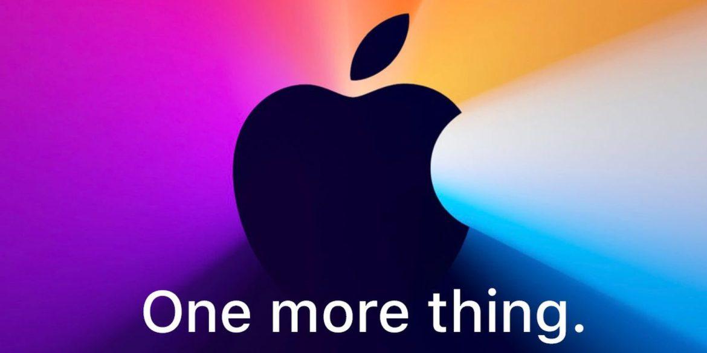 【11月11日Apple發佈會】一文整理Apple One More Thing發佈會