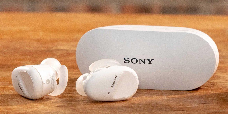Sony WF-SP800N無線藍牙降噪耳機,為運動而生