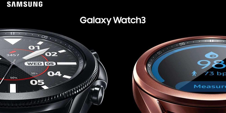 【Galaxy Watch3】手腕上的最強助理!獨家實體旋轉錶圈番嚟啦!