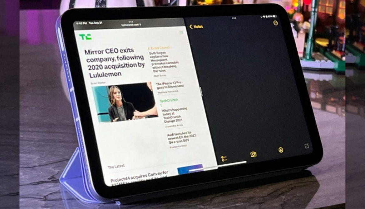 """2021 mini 是自震撼第一代以來最不一樣的 """"iPad"""""""
