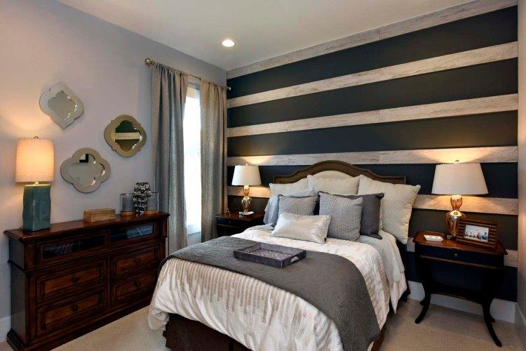 J Downstairs Bedroom