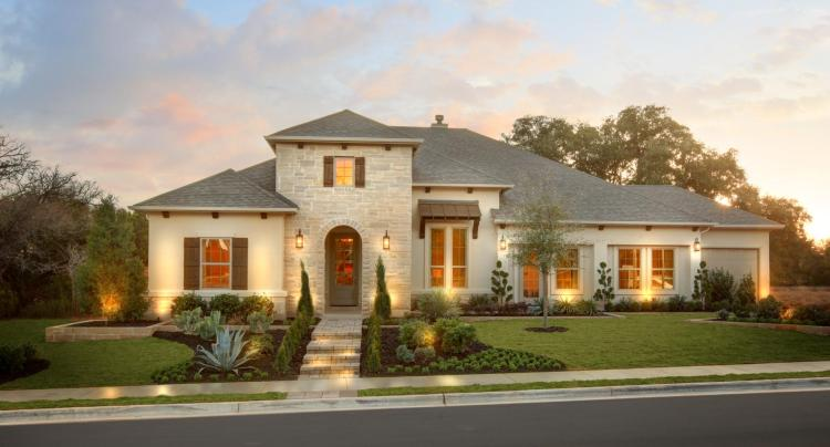 Drees Homes Exterior | Pantone Color of the Year 2021
