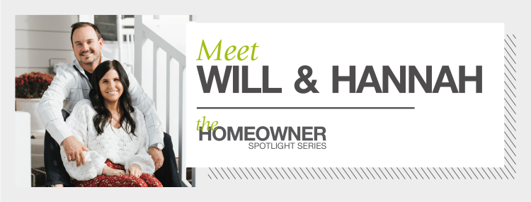 Drees Homeowner Spotlight: Hannah French, Founder and Creative Director at The Highpoint House, and her husband Will