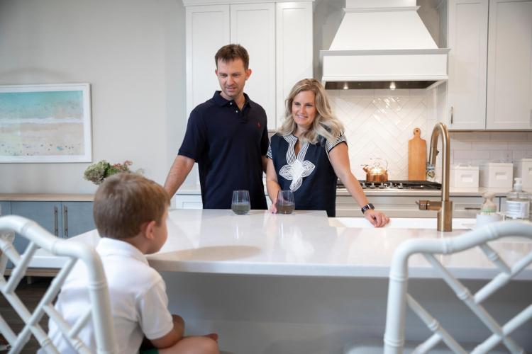 Drees Homes Homeowner Spotlight Series: Meet the Andersons