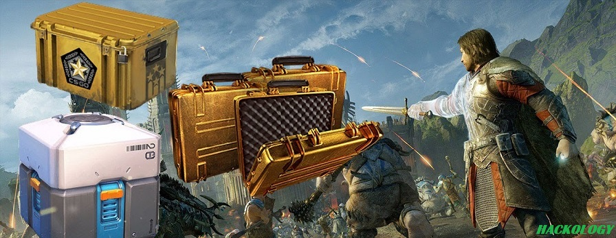 LOOT BOXES: Are Bad but We Need Them
