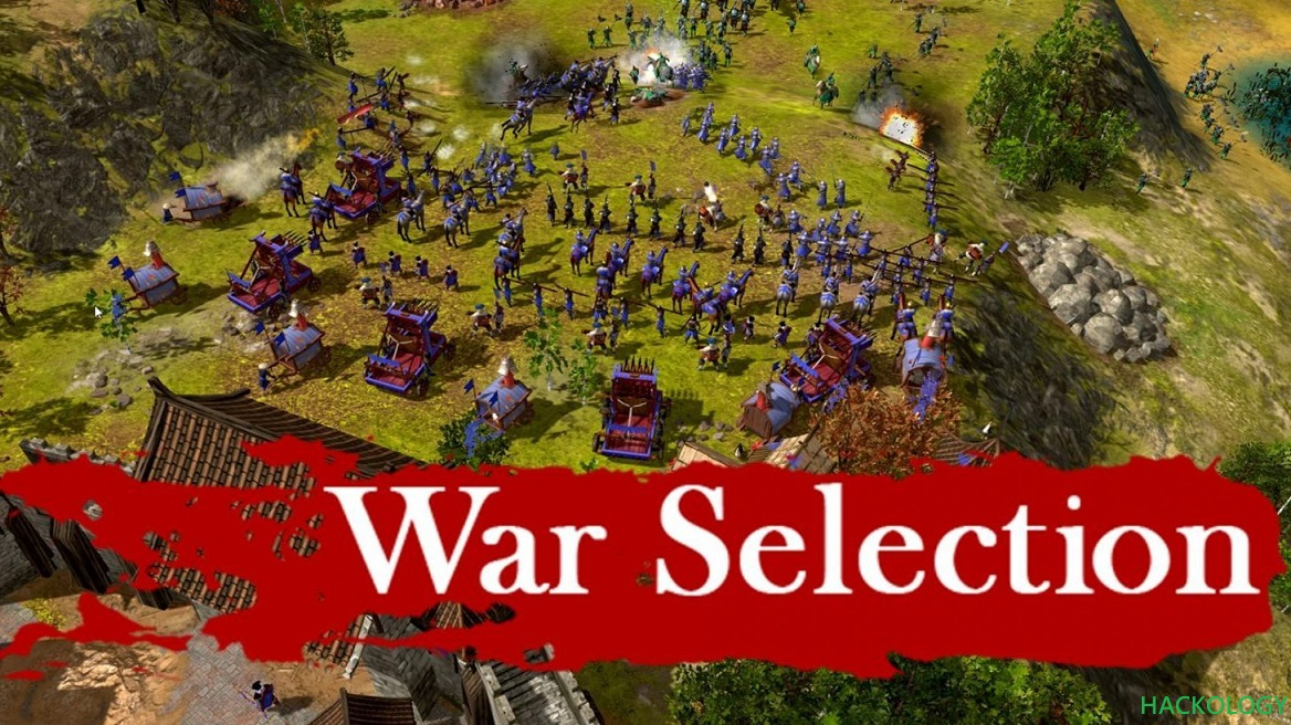 War Selection: Upcoming Secret Features