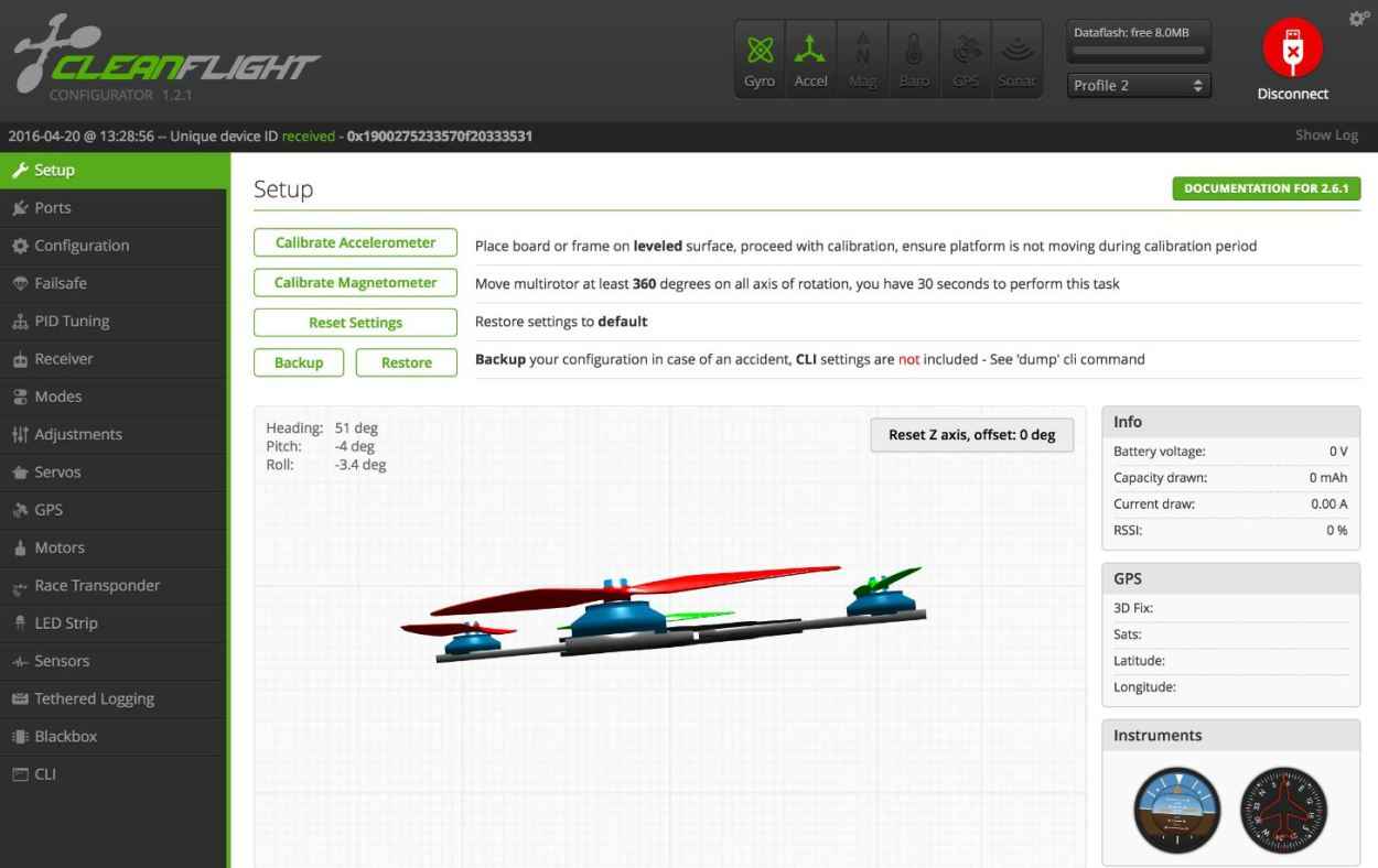 Falcon 250 Pro getting started guide – the missing manual