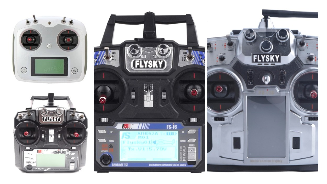 Flysky Radios 🎮 and Receivers 📻 for FPV Quadcopters – Which One