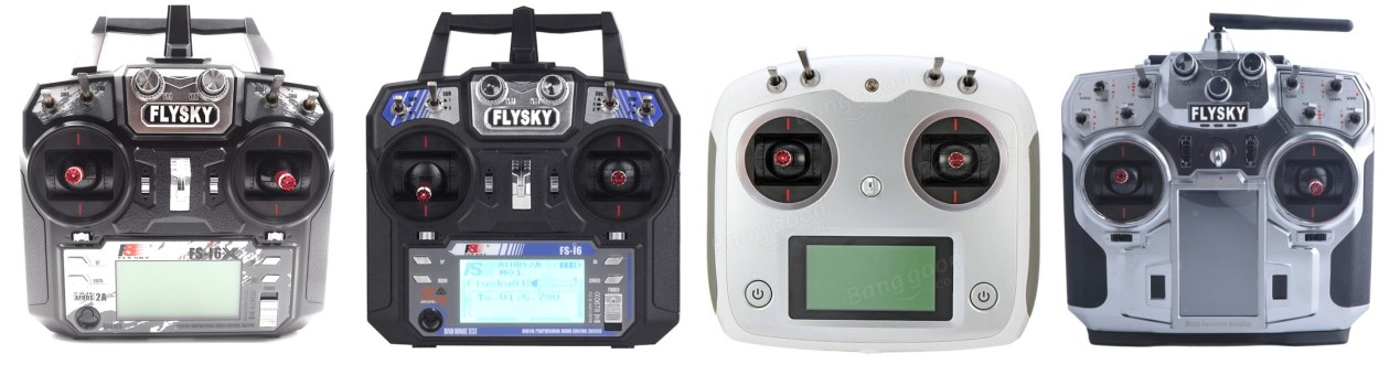 Flysky Radios 🎮 and Receivers 📻 for FPV Quadcopters