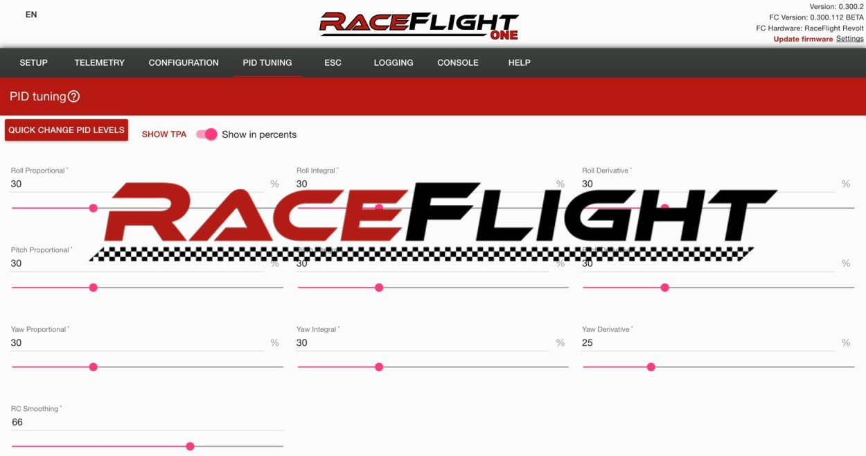 RaceFlight