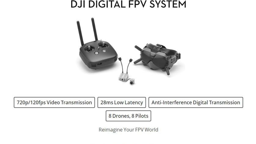 DroneTrest Blog – Interested in Drones and FPV   this is the place