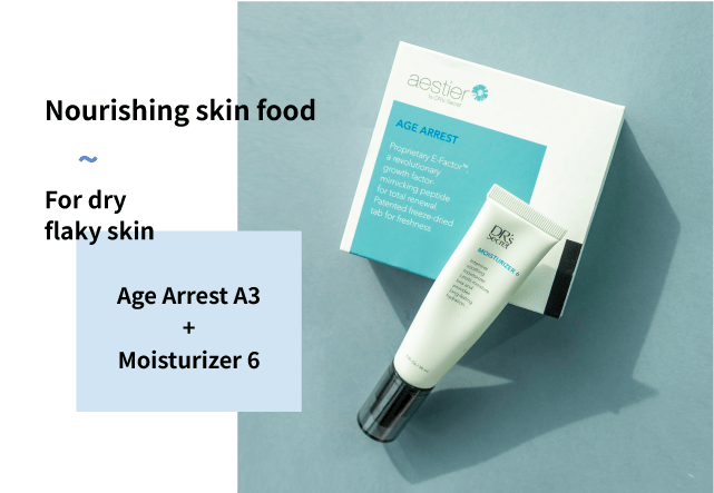 Age Arrest A3 and Moisturizer 6