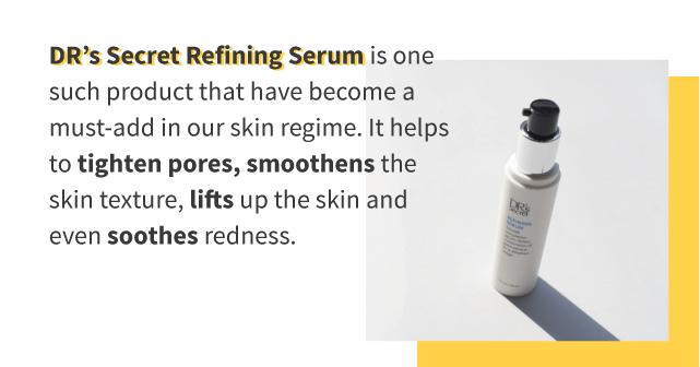 Drs secret refining serum 9