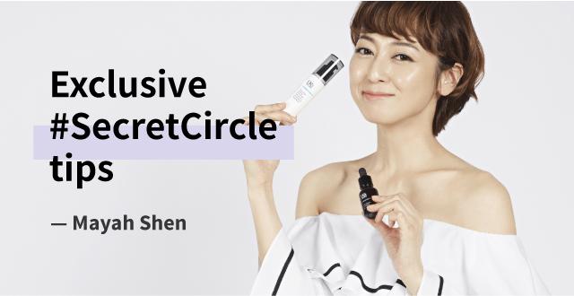 Exclusive secret circle tips