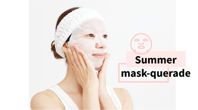 Summer maskquerade