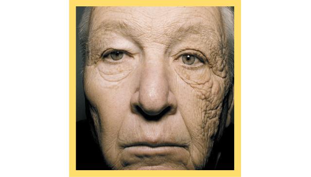 需要长时间待在阳光下的人,往往更容易长皱纹