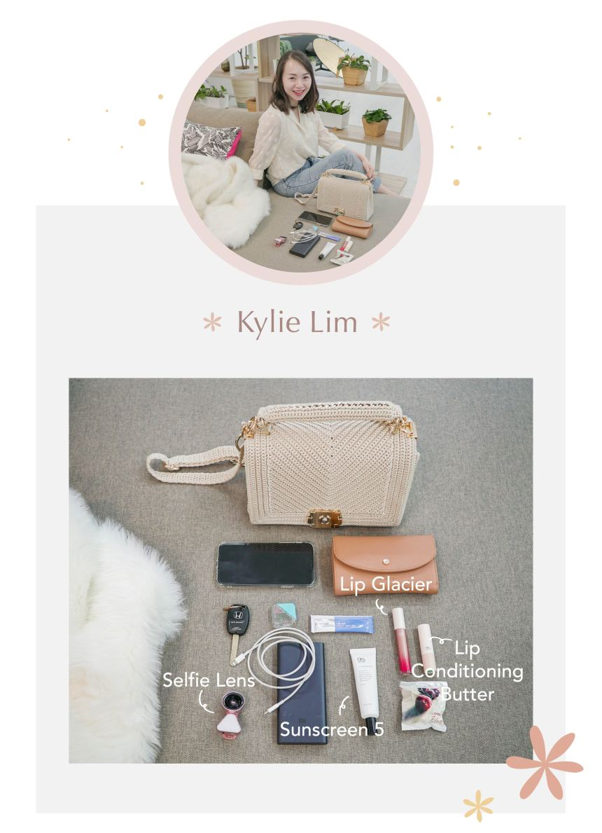 Kylie's bag