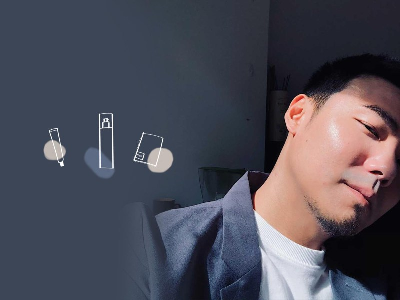 decoding men's skin care – 4 common problems and how to address them - cover