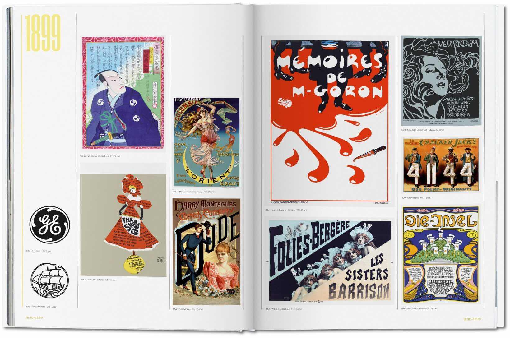 history of graphic design grafisch inspiratieboek 3