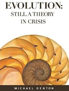 Dr. Michael Denton's latest book