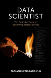 Data Scientist- The Definitive Guide to Becoming a Data Scientist