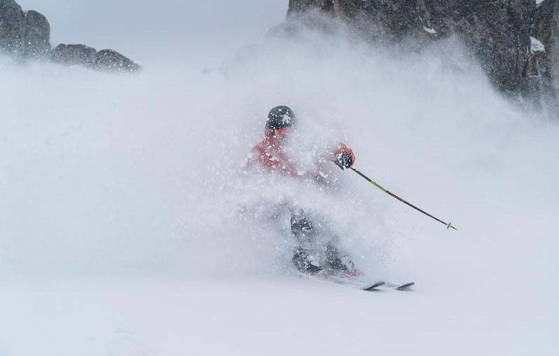 Skiing Lake Tahoe