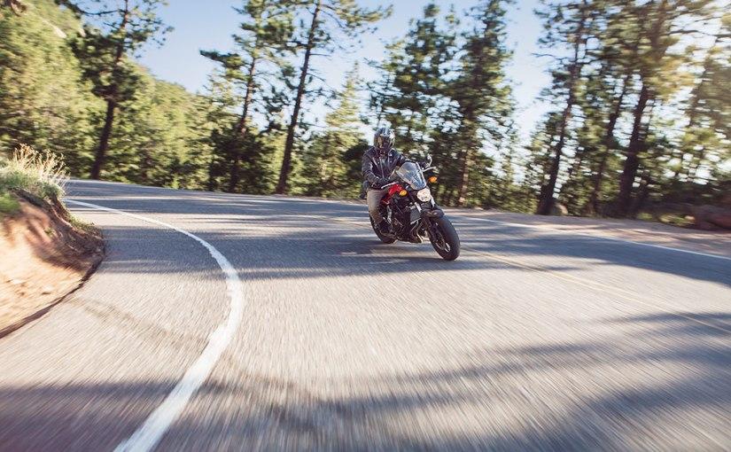 Sunday Morning Motorcycle Ride