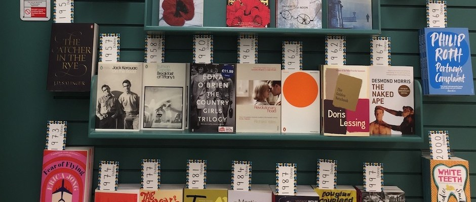Zeitgeist Book Display