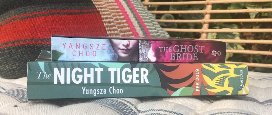 Yangsze Choo books header