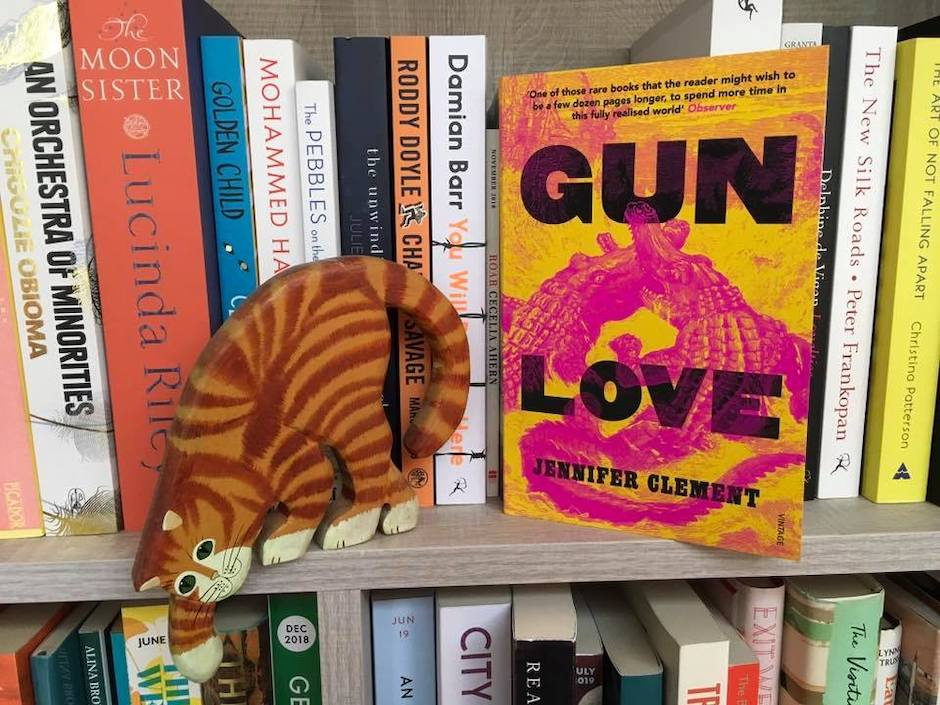 Gun Love, by Jennifer Clement