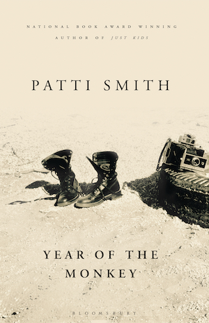 Year of the Monkey, by Patti Smith