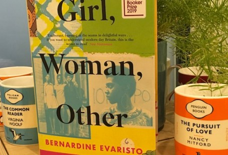 Girl, Woman, Other, by Bernardine Evaristo