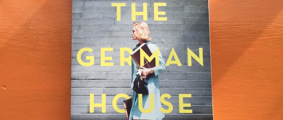 The German house, by Annette Hess