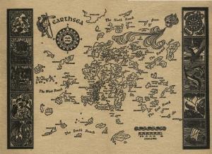 map from Earthsea