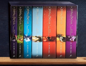 HARRY POTTER BOXSET