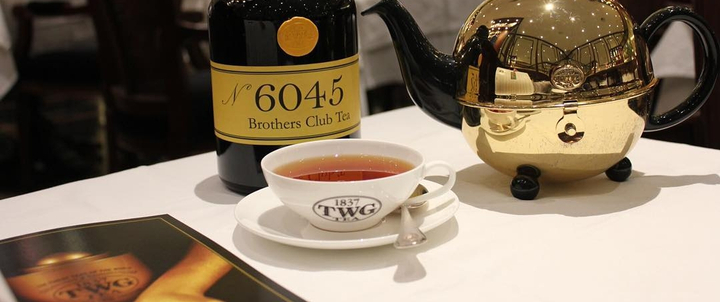 TWG Tea SCBD via www.qraved.com