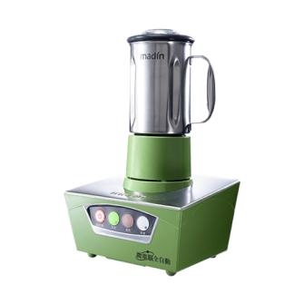 3 in 1 Bubble Tea Processor MADIN T 122 tea extractor cold foam maker shaker duniamasak
