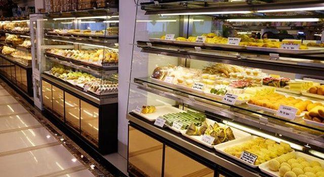 Toko Okky Bakery via klasika.kompas.id
